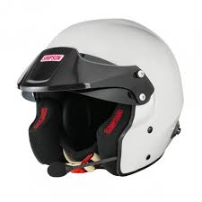 Casco Rally Simpson - vilarino-motorsport