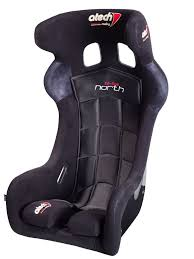Asiento Baquet Atech North - vilarino-motorsport