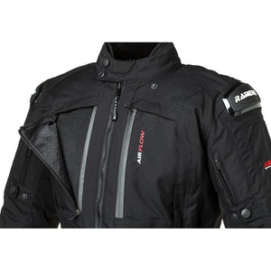 Chaqueta moto invierno RAINERS Arrow - N (impermeable)