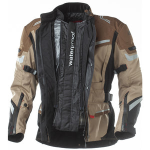Chaqueta moto invierno RAINERS Tanger-mr (impermeable)