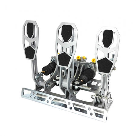 Pedalera kit car (Embrague Hidráulico) - Racing Pedal Boxes