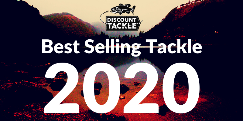 Best Selling Tackle of 2020