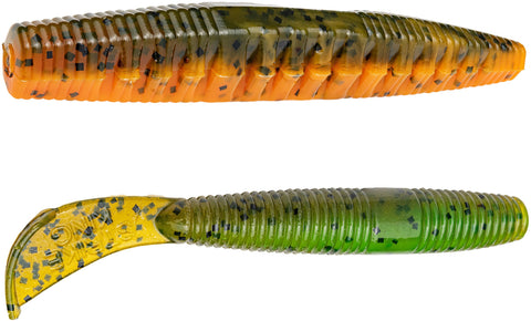 Strike King Ned Ocho in Bama Craw and Strike King Ned Cut-R in Summer Craw