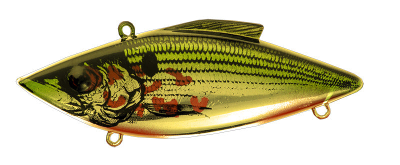 Bill Lewis Rat-L-Trap Bleeding Shad Series Lipless Crankbait