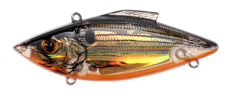 Bill Lewis Rat-L-Trap Lectric Shad Series Lipless Crankbait Lectric Gold
