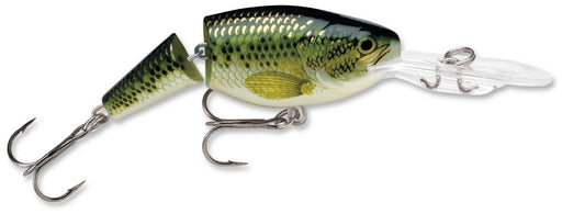 Rapala Jointed Shad Rap 07 Deep Diving Crankbait Baby Bass