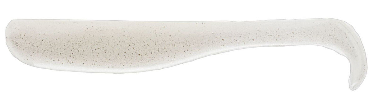 Z-Man Slim SwimZ 2 1/2 inch Soft Plastic Paddle Tail Swimbait 8 pack