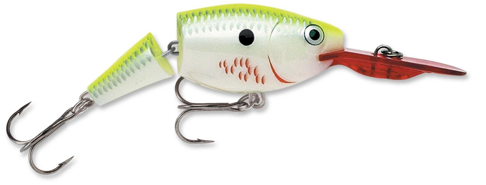Rapala Jointed Shad Rap 05 Deep Diving Crankbait Baby Bass