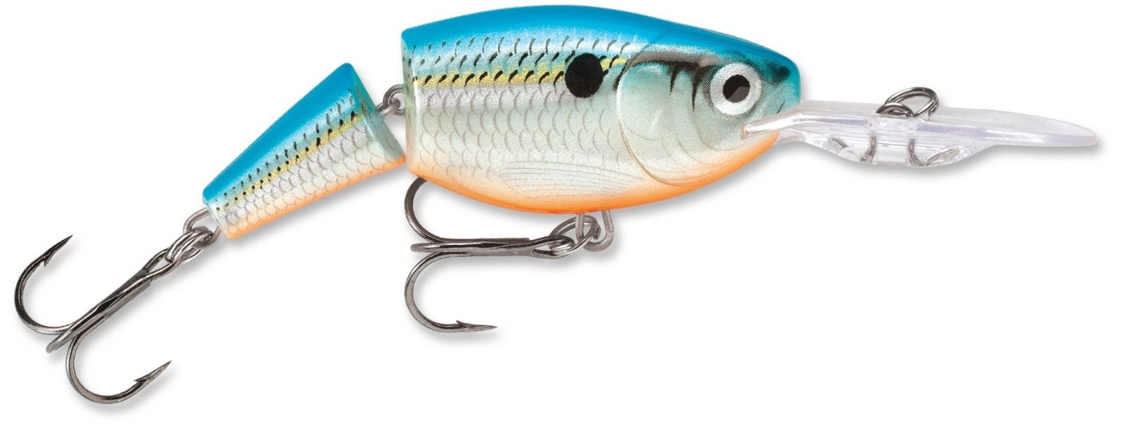 Rapala Jointed Shad Rap 05 Deep Diving Crankbait