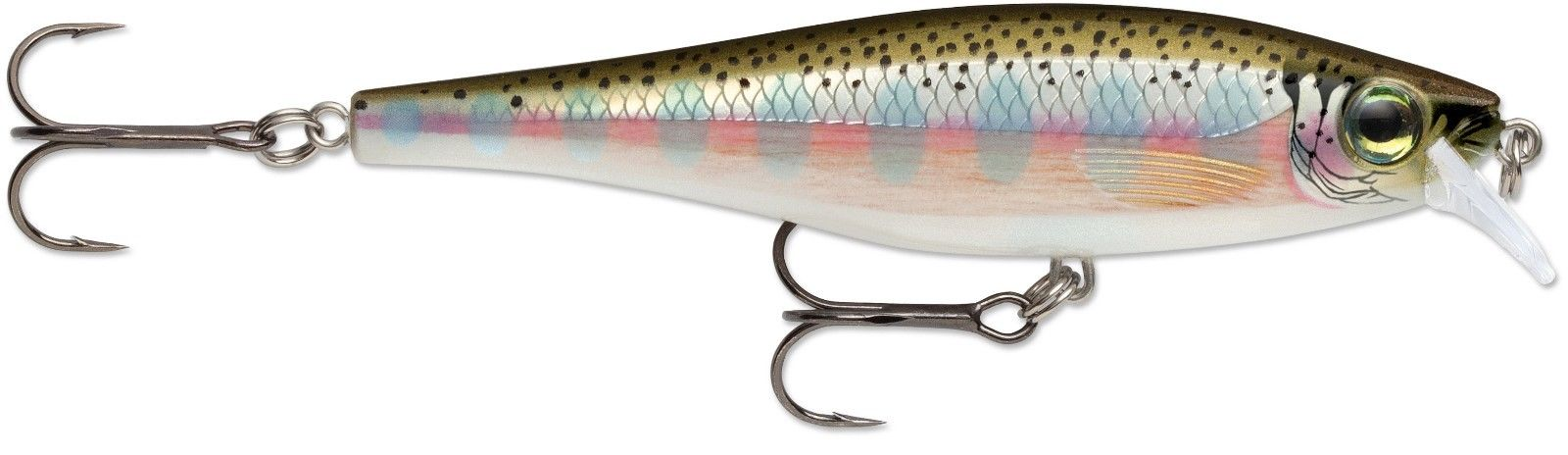 Rapala Balsa Xtreme BX Minnow 10 Medium Diving Jerkbait