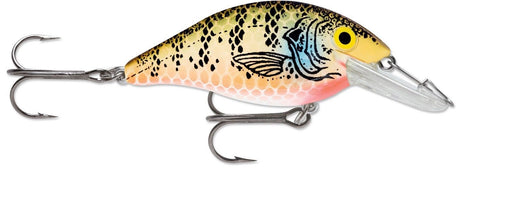 Luhr-Jensen Speed Trap Medium Diving Crankbait Bleeding Shiner