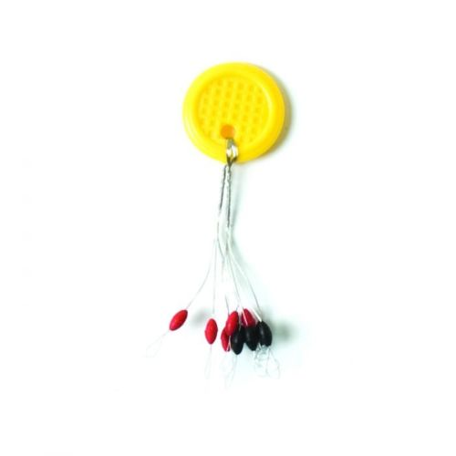 Eagle Claw Rubber Bobber/Sinker Stop 10 pack 2 - 4 pound