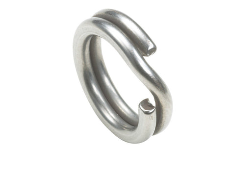 Owner HyperWire Stainless Steel Split Rings Size 2 - 37 pound - 16 pack