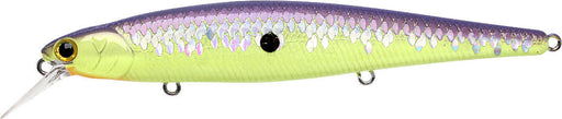Lucky Craft Slender Pointer 112MR Shallow Suspending Jerkbait Aurora Black