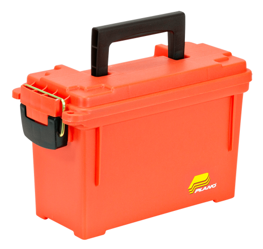 Plano Hi-Vis Orange Marine Box 1312 Default Title