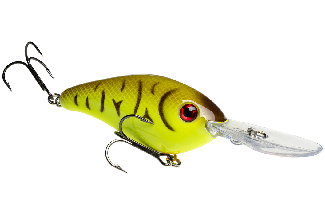 Blue Gizzard Shad Strike King Series 6XD Crankbait