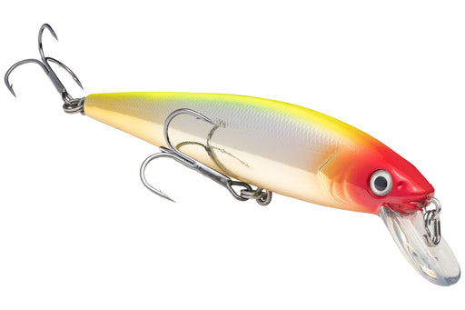 Strike King KVD 200 Series 4 1/2 inch Suspending Medium Jerkbait Chartreuse Sexy Shad