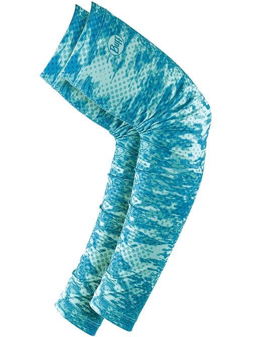 BUFF UV Arm Sleeves Blue Shad
