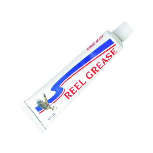Eagle Claw Reel Grease 1/2 oz. Squeeze Tube Default Title