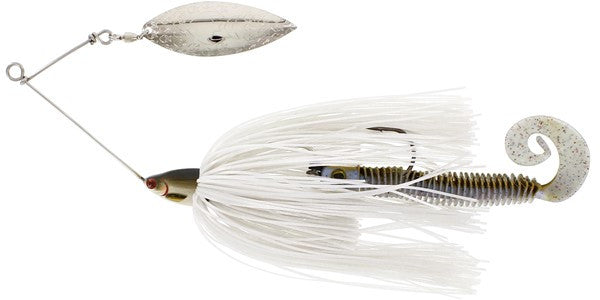 Westin MonsterVibe 2 1/4 oz. Willow Leaf Pike/Muskie Spinnerbait