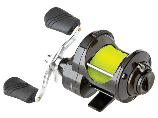 Wally Marshall Signature Series Crappie Casting Reel