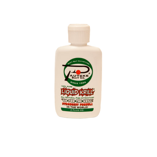 Pautzke Bait Co. Liquid Krill 2 oz. Bottle