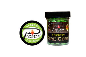 Pautzke Bait Co. Shoepeg Fire Corn 1.75 oz. Jar
