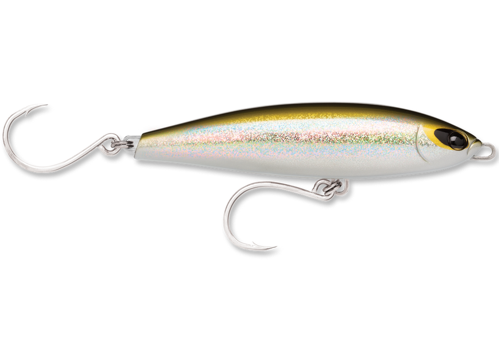 Williamson Lures SFP180-RHF Red Head Flash Surface Pro 180 Topwater Fishing Lure