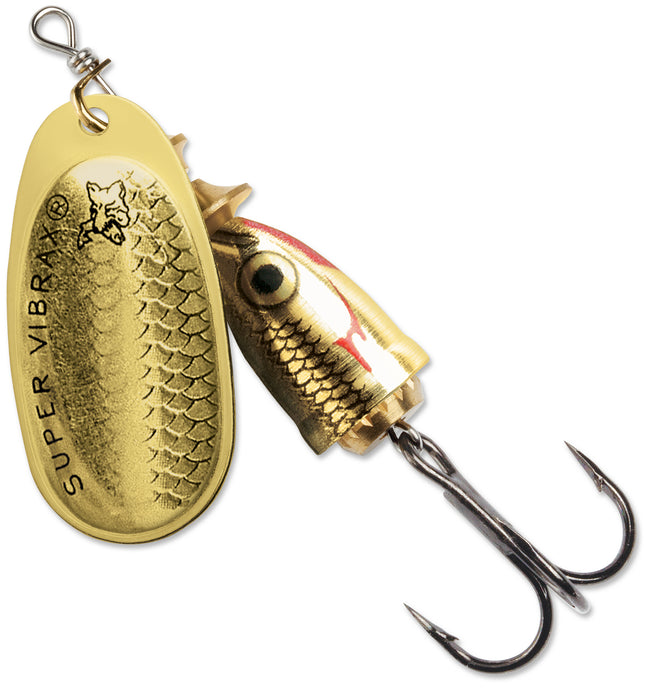 Blue Fox Classic Vibrax Wildeye Shiner Series Inline Spinner