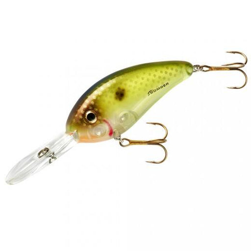 Bomber Fat Free Shad 3 inch Extra Deep Diving Crankbait