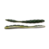 Googan Baits Drag n' Drop 4 inch Soft Plastic Finesse Worm 9 pack