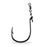Mustad No-Twist Drop Shot Hook 5 pack