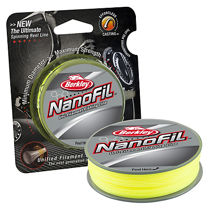 Berkley NanoFil Unifilament Line 150 Yards