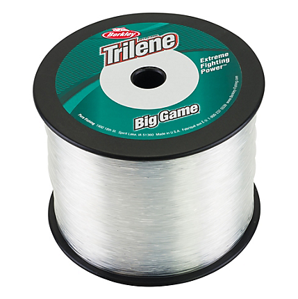 Berkley Trilene Big Game Monofilament Line Clear Small Bulk Spools