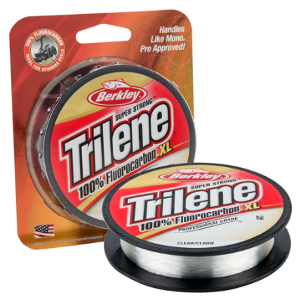 Berkley Trilene 100% Fluorocarbon XL 200 Yards