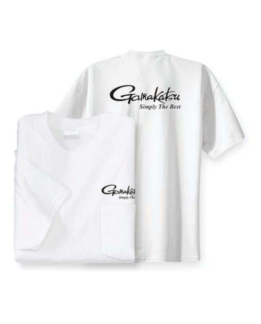 Gamakatsu Logo Pocket T-Shirt