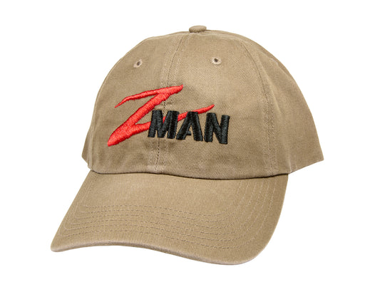 Z-Man Garment Washed Twill Hat