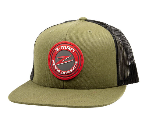 Z-Man Flatbill Trucker Hat