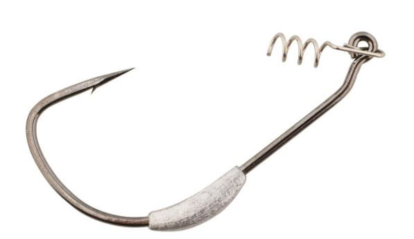 Gamakatsu Weighted Superline Hook w/ Spring Lock 4 pack