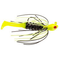 Strike King Mr. Crappie Krappie Kicker Pre-Rigged Swim Jig