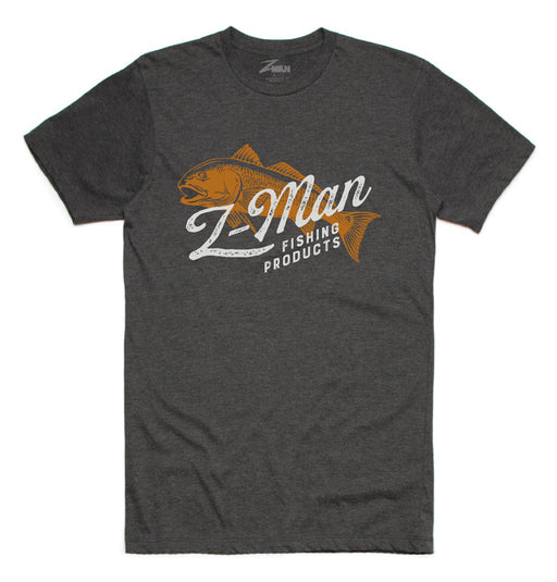Z-Man Redfish TeeZ Short Sleeve T-Shirt