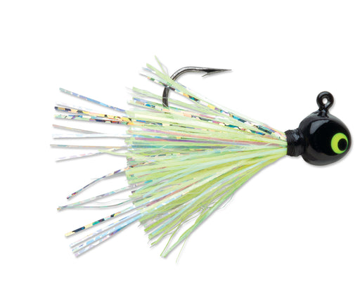 VMC Hot Skirt Glow Jig 2 pack