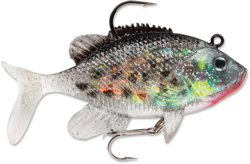 Storm WildEye Live Crappie Soft Swimbait 3 pack