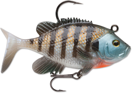 Storm WildEye Live Bluegill Soft Swimbait 3 pack