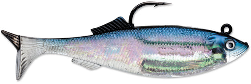Storm WildEye Live Herring 5 inch Soft Swimbait 4 pack