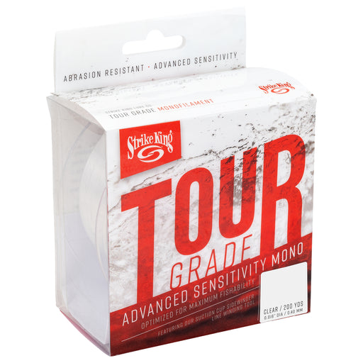 Strike King Tour Grade Monofilament