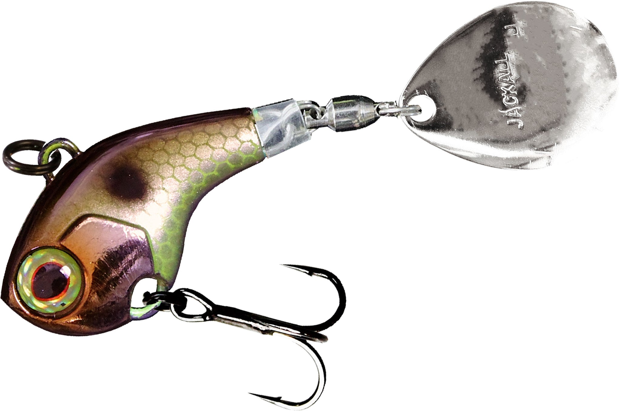 Details about  /Jackall Deracoup Tail Spin Jigs 1 oz.
