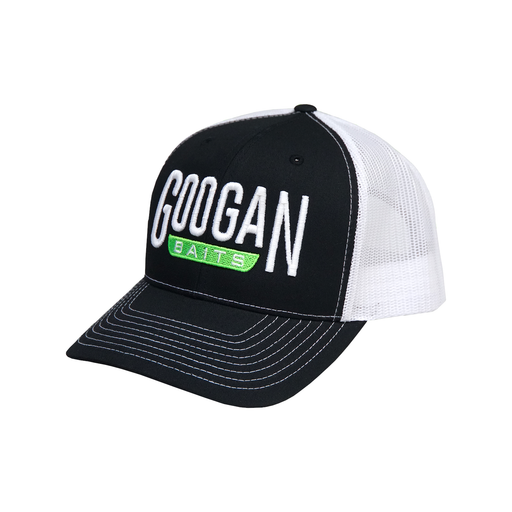 Googan Baits Logo White Mesh Hat