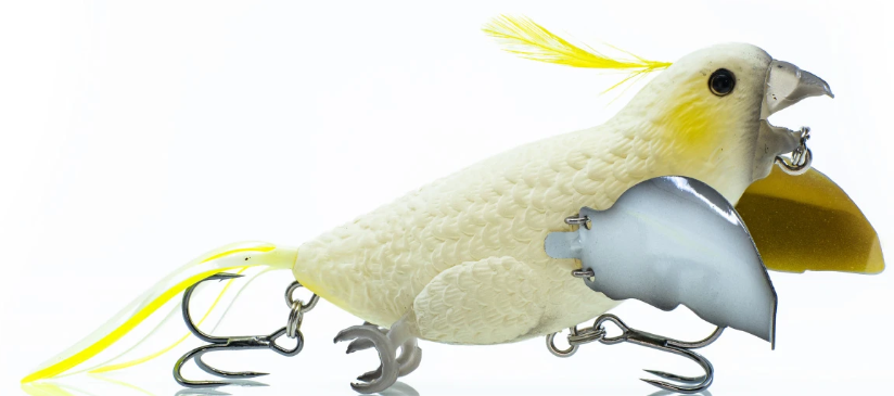 Chasebaits The Smuggler Unique Topwater Walker Fishing Lure
