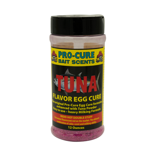 Pro-Cure Tuna Flavor Egg Cure 12 oz.